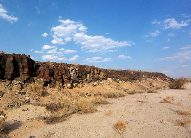 Zdjęcia: Arizona, zastygla rzeka lawy, USA
