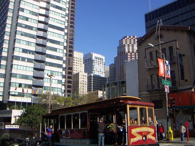 Zdjęcia: SAN FRANCISCO,  Zachodnie wybrzeże USA, SAN FRANCISCO, USA