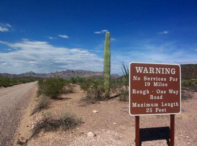 Zdjęcia: Arizona, bezdroza Arizony, USA