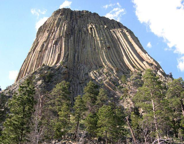 Zdjęcia: Wyoming, Wieza Diabla, USA
