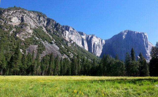 Zdj�cia: Kalifornia, Yosemite, USA