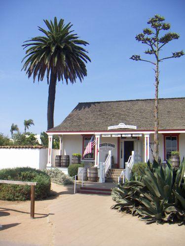 """Zdjęcia: """" Stare Miasto """" już ma ponad 170 lat,  Zachodnie wybrzeże USA, SAN DIEGO, USA"""