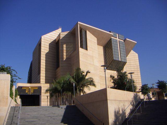 Zdjęcia: LOS ANGELES  - katedra, zachodnie wybrzeże, LOS ANGELES, USA