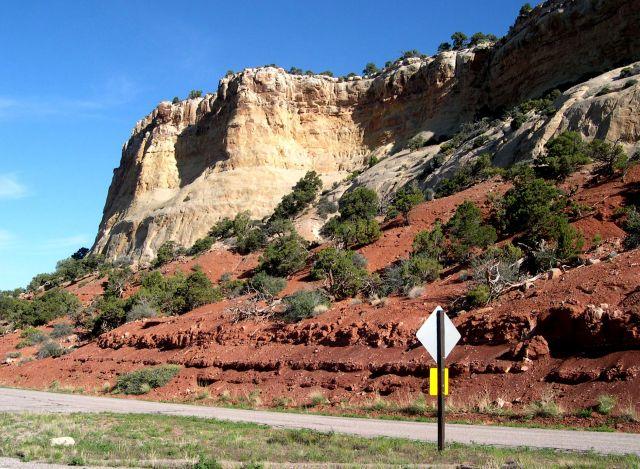 Zdjęcia: Kolorado, bezdroza Kolorado, USA