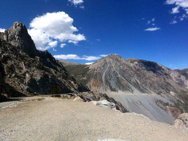 Zdjęcia: Kalifornia, droga w Sierra Madre , USA
