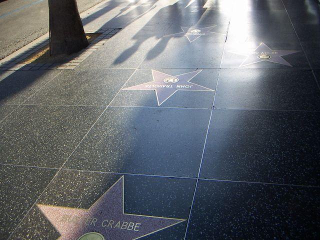 Zdj�cia: Aleja Gwiazd, zachodnie wybrze�ef - fabryka sn�w, LOS ANGELES, USA