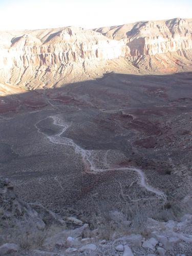 Zdjęcia: Arizona-rezerwat indian Supai, Havasupai Canyon-Arizona, Hawasupai-kraina indian i wodospadow, USA