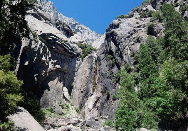 Zdjęcia: Kalifornia, w dolinie Yosemite, USA