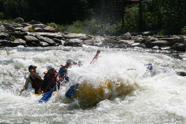 Zdjęcia: Tennessee, White Water Rafting, USA