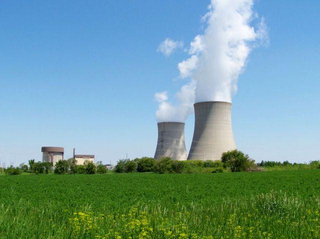 Zdj�cia: Illinois / Byron, elektrownia nuklearna, USA
