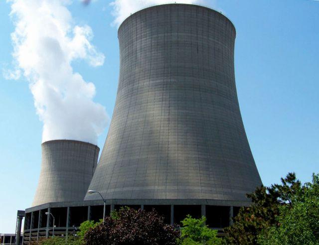 Zdjęcia: Illinois / Byron, elektrownia nuklearna 2, USA