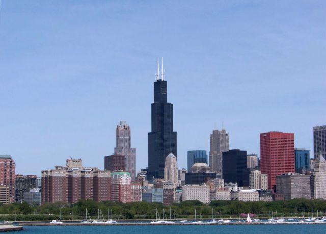 Zdjęcia: Illinois / Chicago, Sears Tower, USA