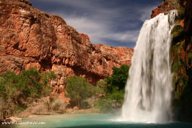 Zdjęcia: Arizona, Arizona, Havasupai, USA