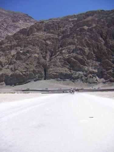 Zdjęcia: dno doliny  to sama sól, PARK NARODOWY DOLINA ŚMIERCI, USA