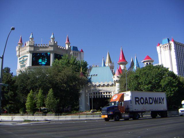 Zdjęcia:  samochodem z Las Vegas za dwie godziny będziemy w  DOLINIE ŚMIERCI, Las Vegas, USA