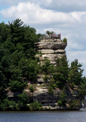 Zdjęcia: Illinois, Starved Rock, USA