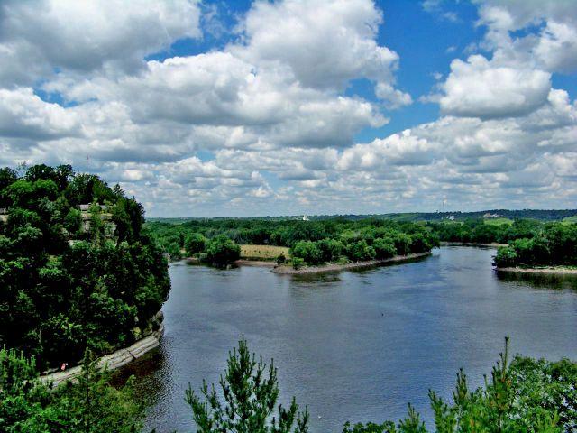 Zdjęcia: Illinois / Utica, Illinois River, USA