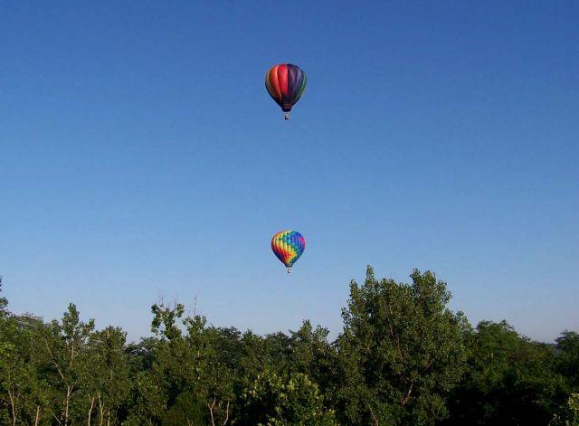Zdjęcia: Missouri / Columbia, zawody balonowe, USA