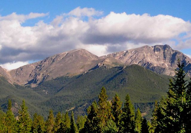 Zdjęcia: Kolorado, Gory Skaliste, USA