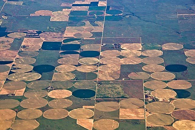 Zdjęcia: Kansas, Kansas, Gdzieś nad Kansas, USA