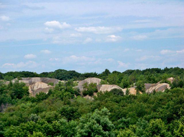 Zdjęcia: Illinois, Buffalo Rock State Park, USA