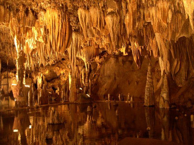 Zdjęcia: Missouri, jaskinie na wyzynie Ozark, USA
