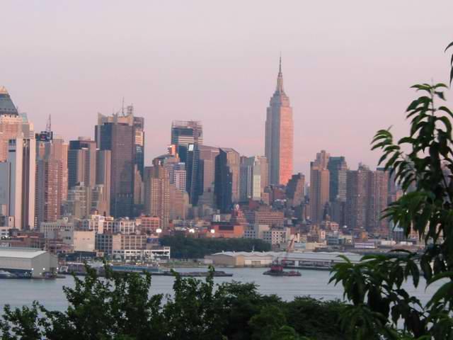 Zdj�cia: Nowy Jork, Nowy Jork, Panorama Manhattanu, USA