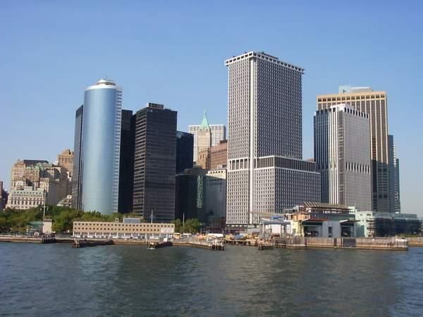 Zdj�cia: Widok na Manhattan, Nowy Jork, Manhattan, USA