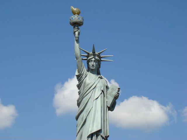 Zdj�cia: inwa�d, nev york, Statua Wolno�ci, USA