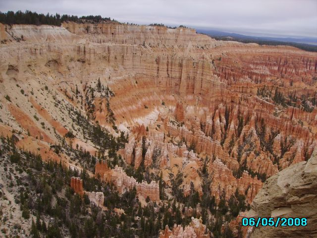 Zdjęcia: Widok z Sunset Point, Utah-, Bryce Canyon , USA
