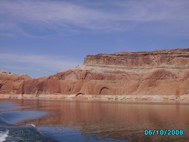 Zdjęcia: rejs po jeziorze, Utah, Lake Powell, USA