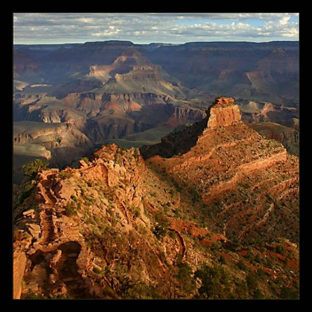 Zdjęcia: na szlaku, Arizona, Grand Canyon 3, USA