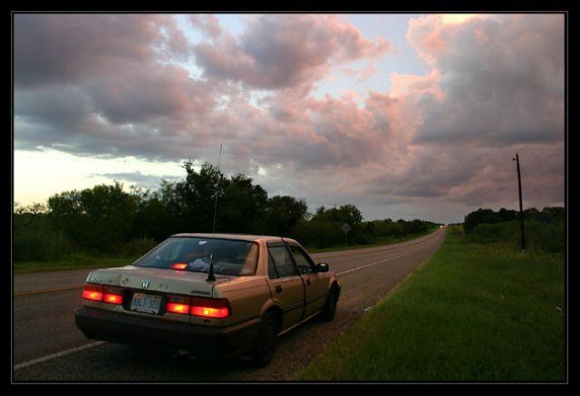Zdjęcia: blizej nieokreslone - maly odpoczynek w drodze, Texas, Texas, USA