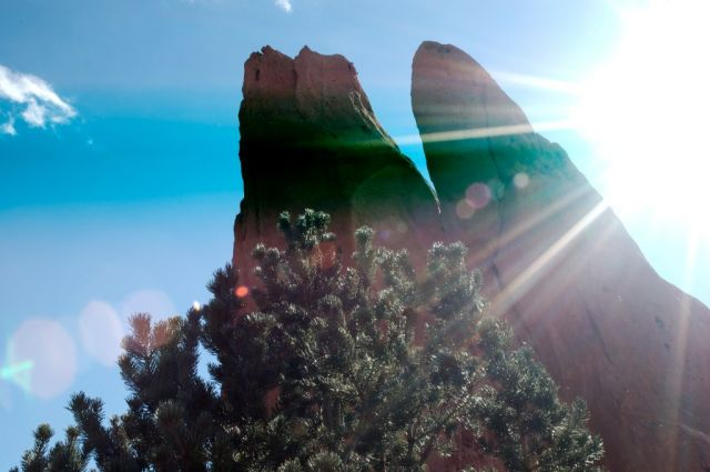 Zdjęcia: Garden of The Gods, Colorado Springs, Denver i okolice /stan Colorado/, USA
