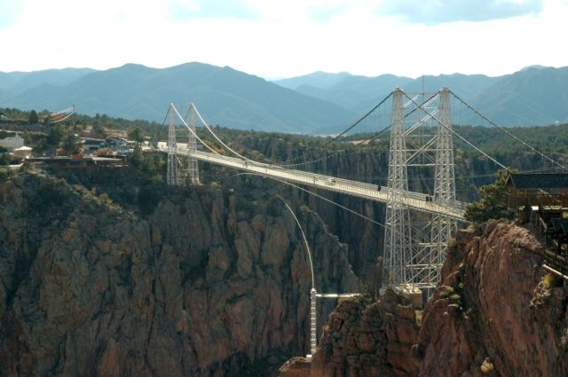 Zdjęcia: Royal Gorge Bridge, Cañon City , CO, Denver i okolice /stan Colorado/, USA