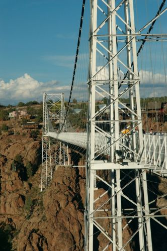 Zdjęcia: Royal Gorge Bridge, Canon City , CO, Denver i okolice /stan Colorado/, USA