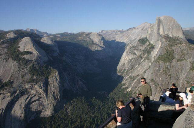 Zdjęcia: Yosemite NP, Kalifornia, Tu się najlepiej ogląda te skałki, USA