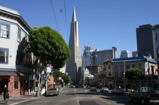 Zdjęcia: San Francisco, Kalifornia, W samym centrum, USA