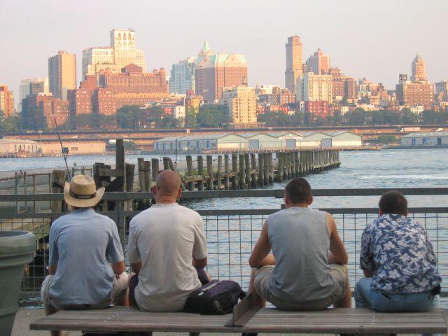 Zdjęcia: Nowy Jork, NY, Chwila wytchnienia, USA