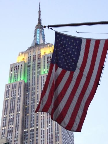 Zdjęcia: Manhattan, -NY, God Bless America, USA