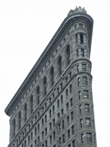 Zdjęcia: Manhattan, NY, Flat Iron, USA