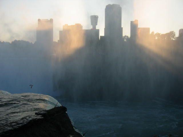 Zdjęcia: Niagara, NY/Canada, Viagra Falls, USA