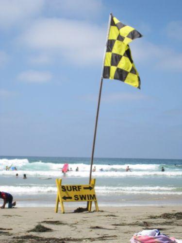 Zdjęcia: San Diego, California, swim or surf?, USA