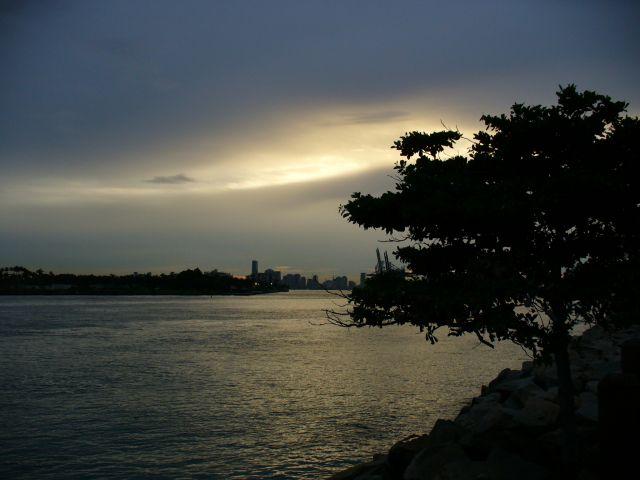 Zdjęcia: South Beach, Floryda, Miami Skyline, USA