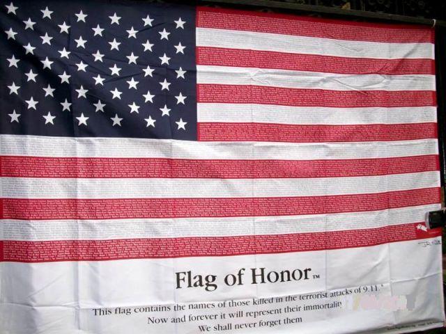 Zdjęcia: Zero Ground, NYC, 911...7 lat później..., USA