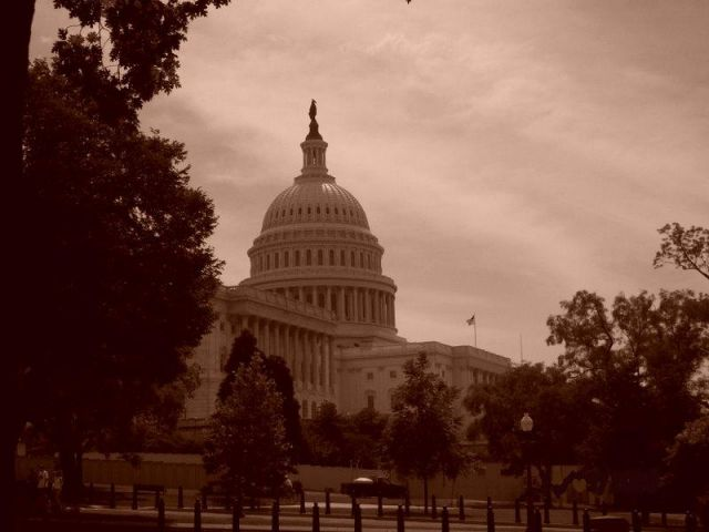 Zdjęcia: Washington D.C., Washington D.C., Kapitol, USA