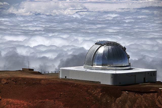 Zdjęcia: Mauna Kea, Big Hawaii, Stąd najbliżej do Kosmosu, USA