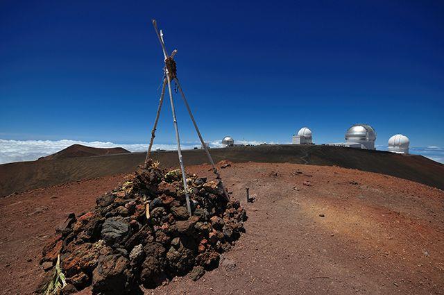 Zdjęcia: Mauna Kea, Big Hawaii, Najwyższy punkt na Hawajach - 4200 m.n.p.m., USA