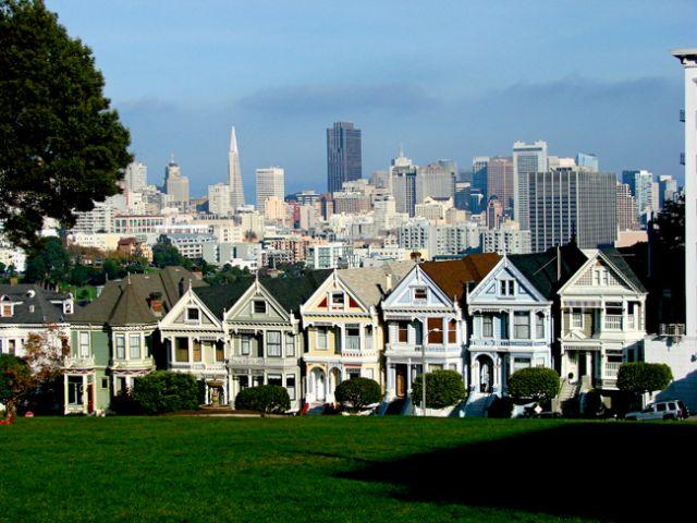 Zdjęcia: San Francisco, California, Siostry, USA