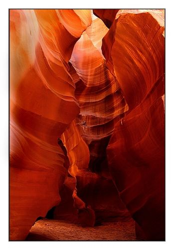 Zdjęcia: Arizona, Navaholand, Antelope Canyon, USA